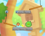Cut the rope 2 bad pig online